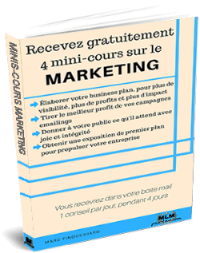 4 cours de marketing offerts